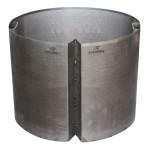filtro acciaio a cestello