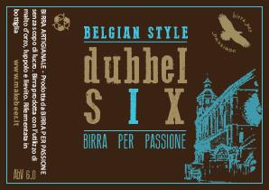 label dubbel six